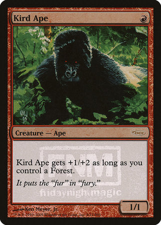 Kird Ape [Friday Night Magic 2005] | Boss Minis