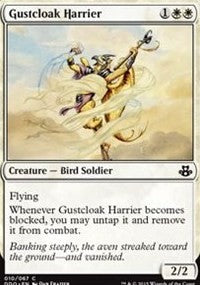 Gustcloak Harrier [Duel Decks: Elspeth vs. Kiora] | Boss Minis