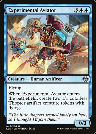 Experimental Aviator [Kaladesh] | Boss Minis