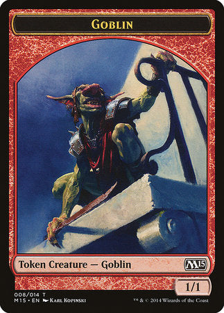 Goblin Token [Magic 2015 Tokens] | Boss Minis