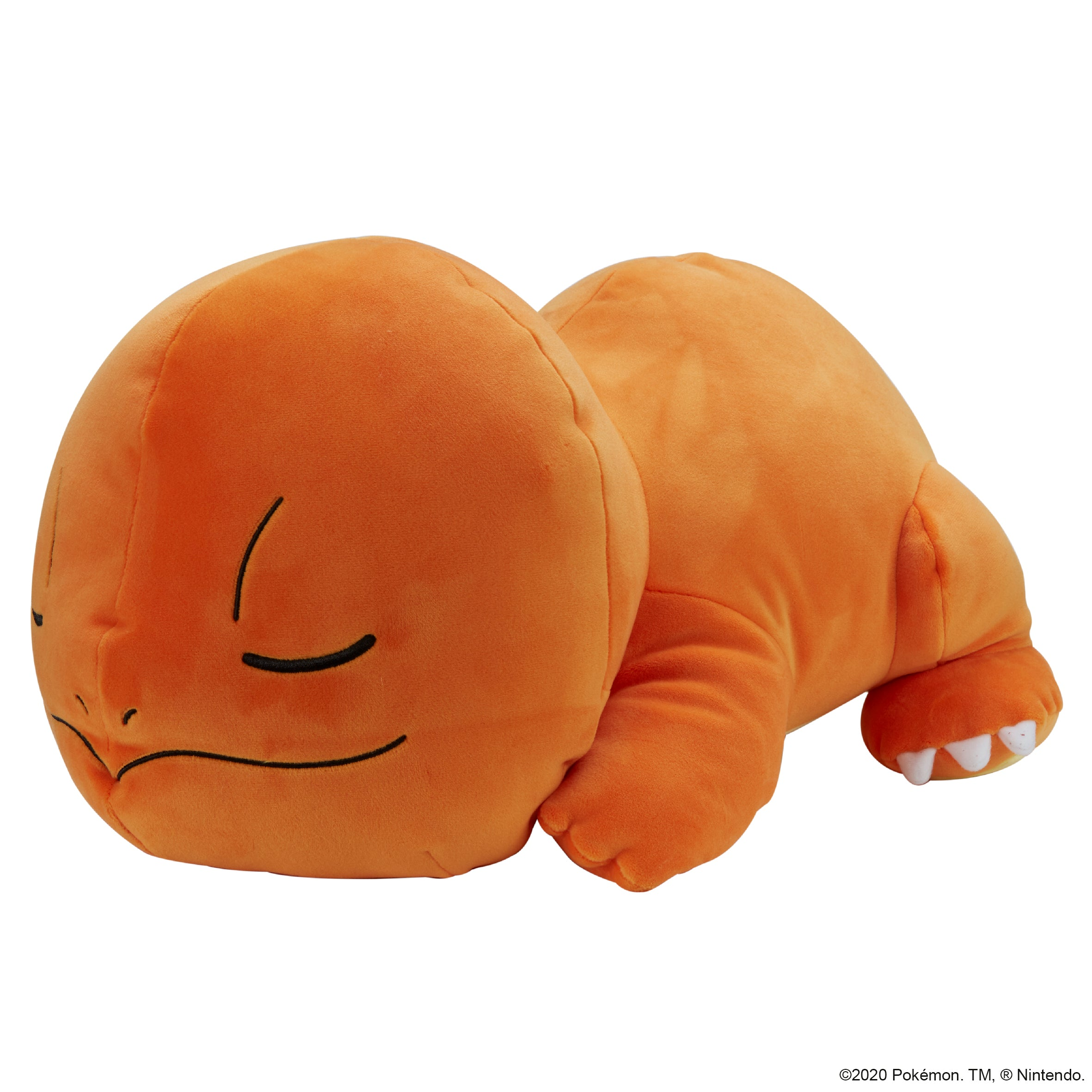Pokémon Plush Figure Sleeping Charmander 45 cm | Boss Minis