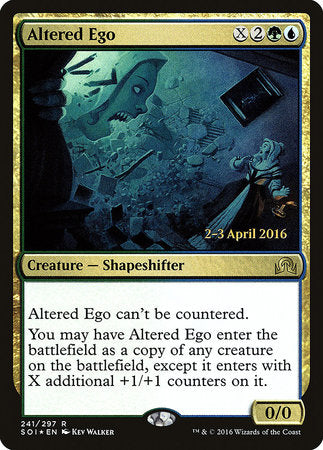 Altered Ego [Shadows over Innistrad Promos] | Boss Minis