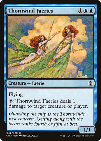 Thornwind Faeries [Commander Anthology] | Boss Minis