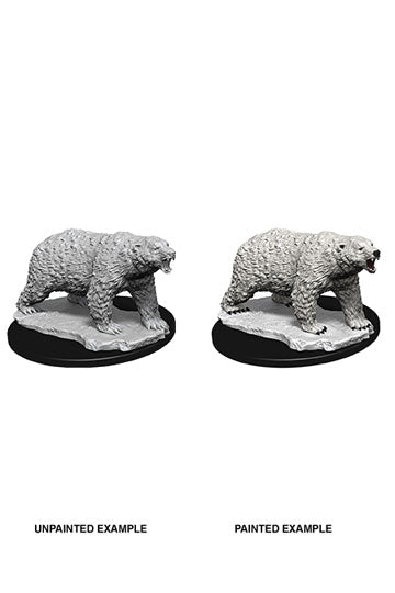Nolzer's Marvolous Miniatures: Polar Bear | Boss Minis