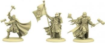 A SONG OF ICE AND FIRE: BARATHEON SENTINELS | Boss Minis