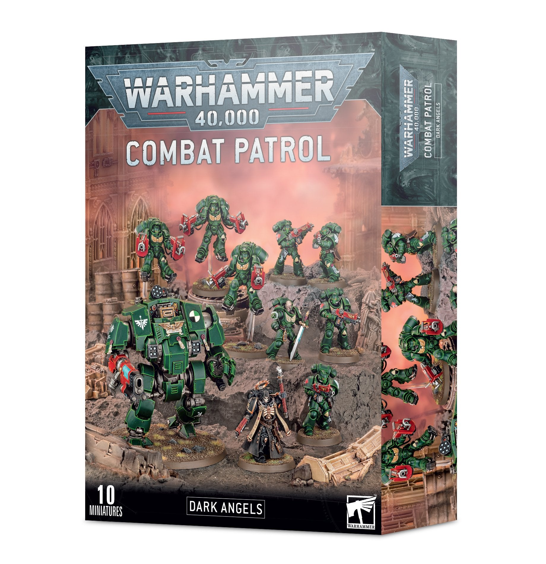 COMBAT PATROL: DARK ANGELS | Boss Minis
