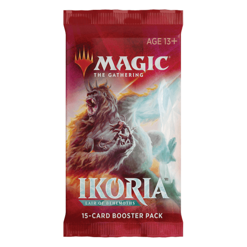 Magic the Gathering Ikoria: Lair of Behemoths Booster | Boss Minis