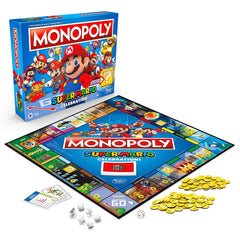 Monopoly: Mario Celebration Board Game | Boss Minis