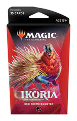 Magic the Gathering Ikoria: Lair of Behemoths Theme Booster | Boss Minis