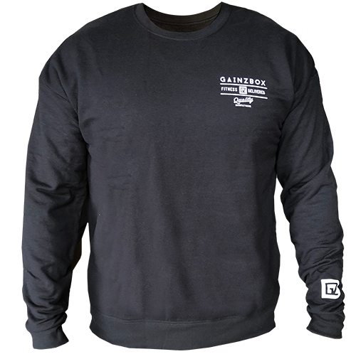 Fitness Delivered Crewneck