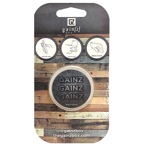 Gainz Box Pop Socket