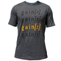 Gainz Box OG T-Shirt- GRAY (male)