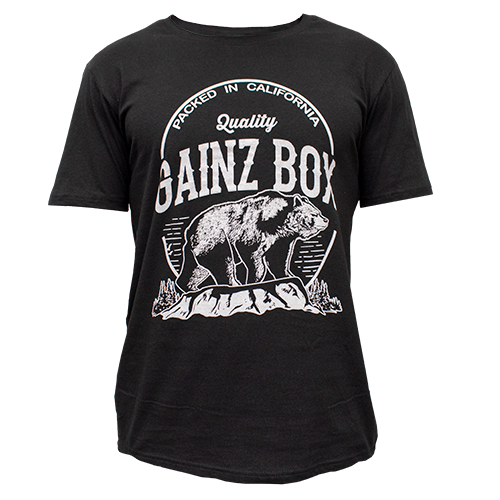 Gainz Box Grizzly Tee (male)