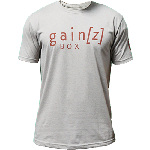 Gainz Box T-Shirt (male)