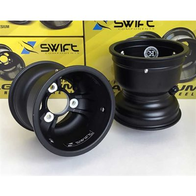 Swift Low Volume Front Kart Wheels, 5 x 130mm
