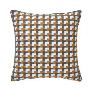 Zelliges Throw Pillow