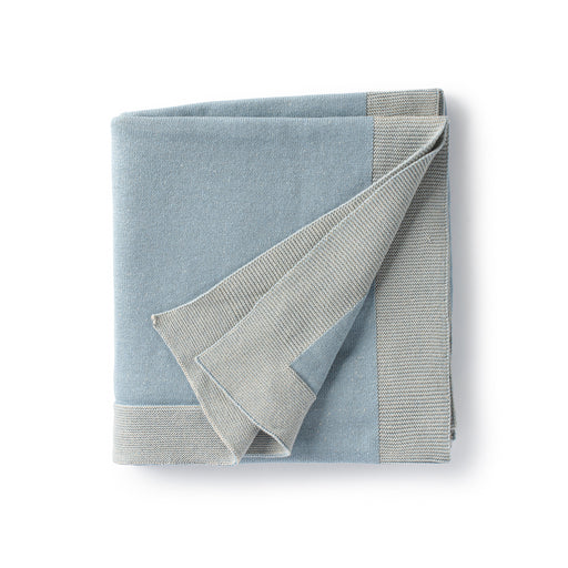 DH Classic Transfer Blue Baby Blanket