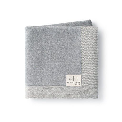 DH Classic Transfer Gray Baby Blanket