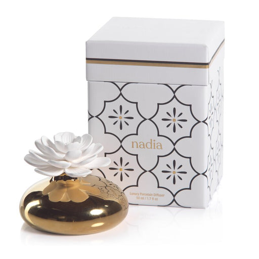 Zodax Nadia Porcelain Diffuser