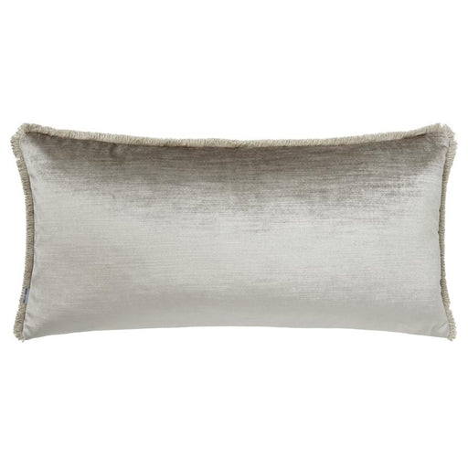 Fringes Throw Pillow