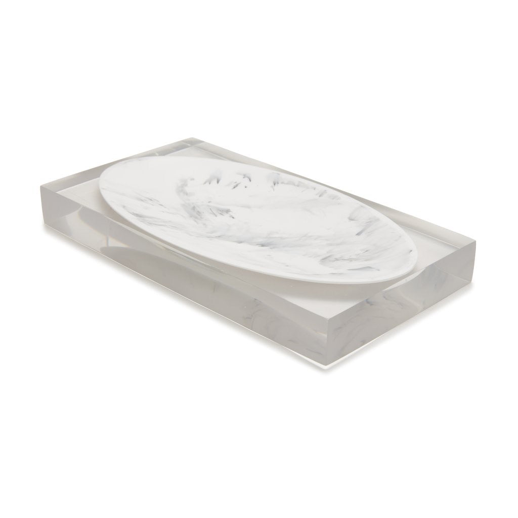 Ducale White Bath Accessories