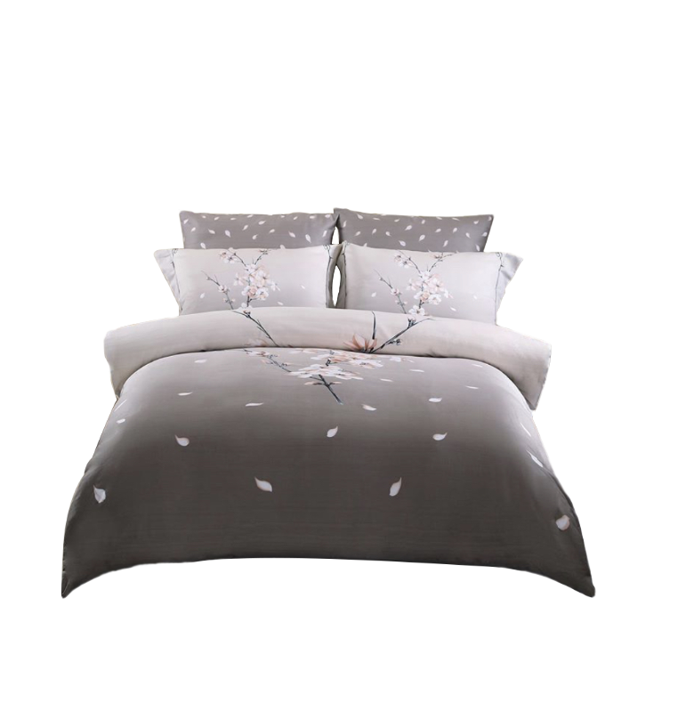 Winter Blossom Duvet Set