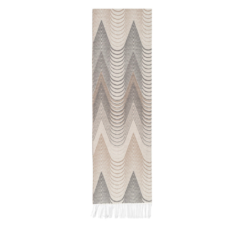Deco Jacquard Throw