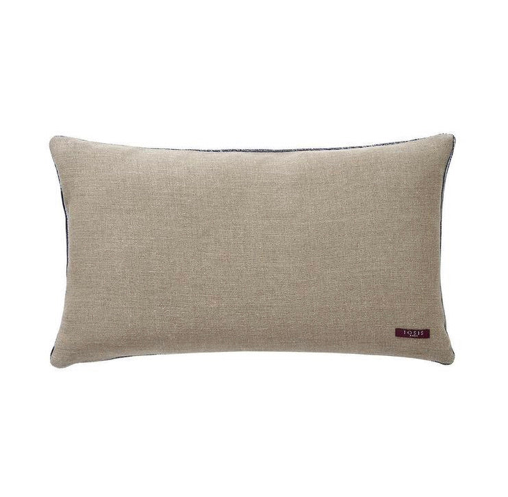 Romeo Argent Accent Pillow