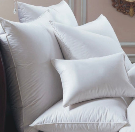 Bernina 650 Fill Power 50/50 White Goose Down/Feather Pillow By Downright