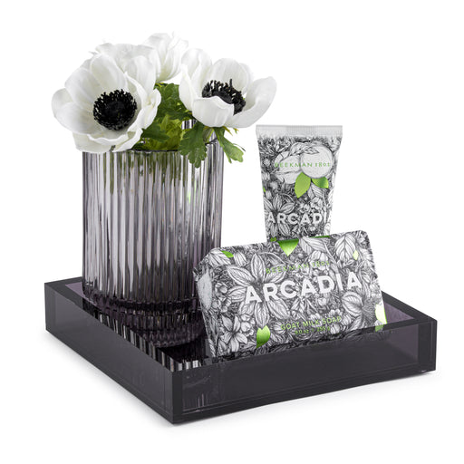 Pleated Vase Gift Set