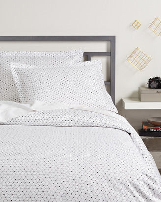 Circle in the Square Duvet Linen Set