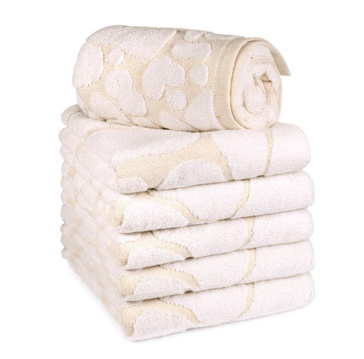 Luster Metallic Towels