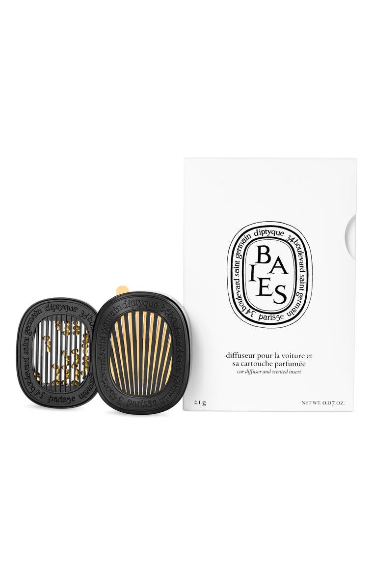 Diptyque Baies Car Diffuser & Insert
