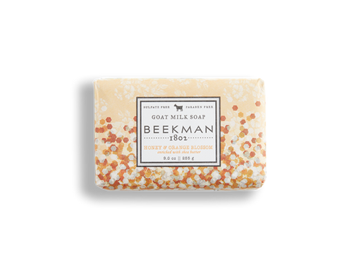 Beekman Honey & Orange Blossom Soap Bar