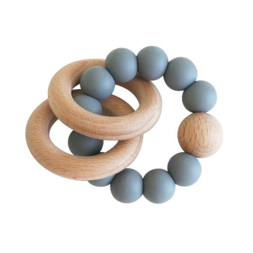 Beechwood Teether Ring