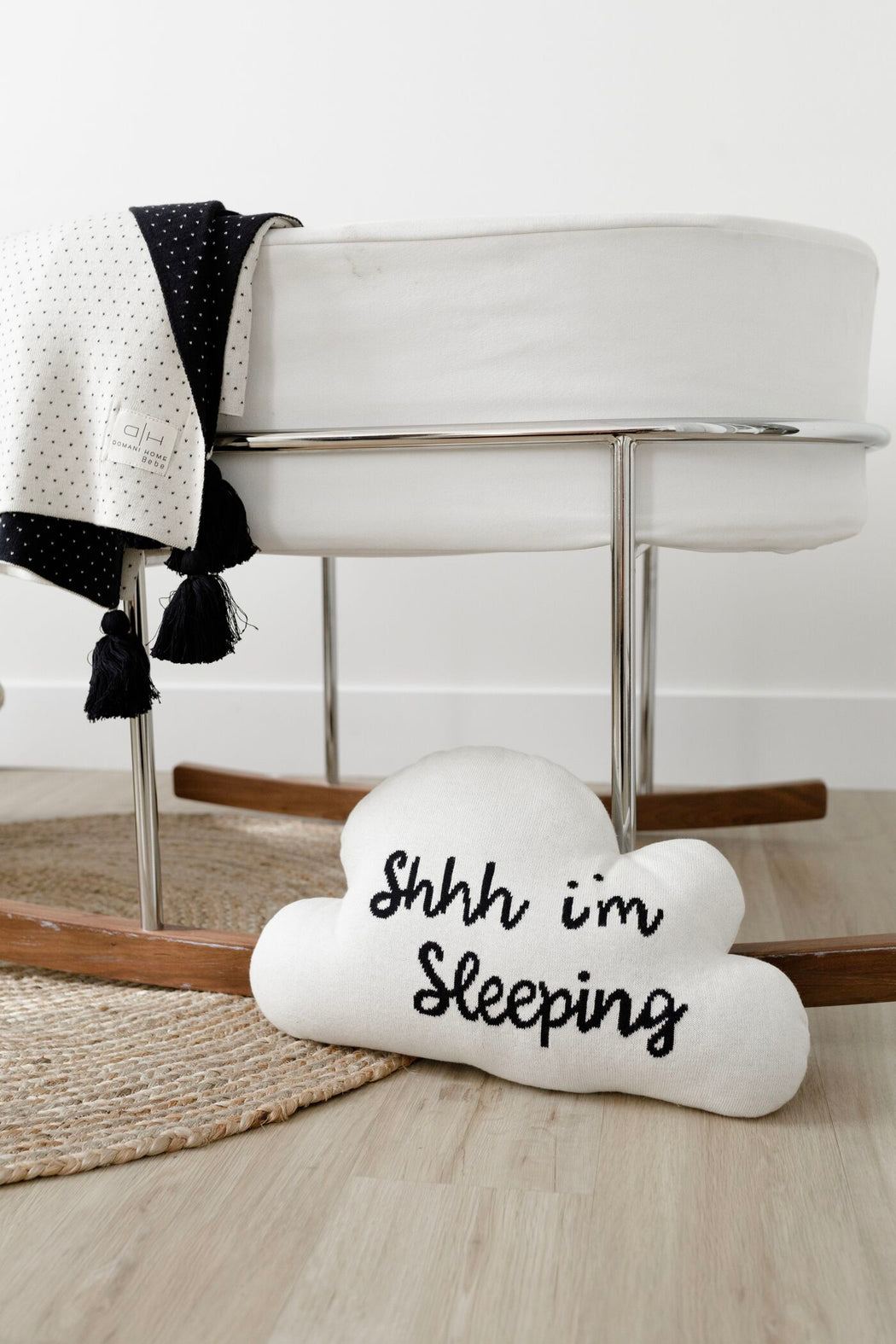 DH SHH I'M SLEEPING CLOUD PILLOW