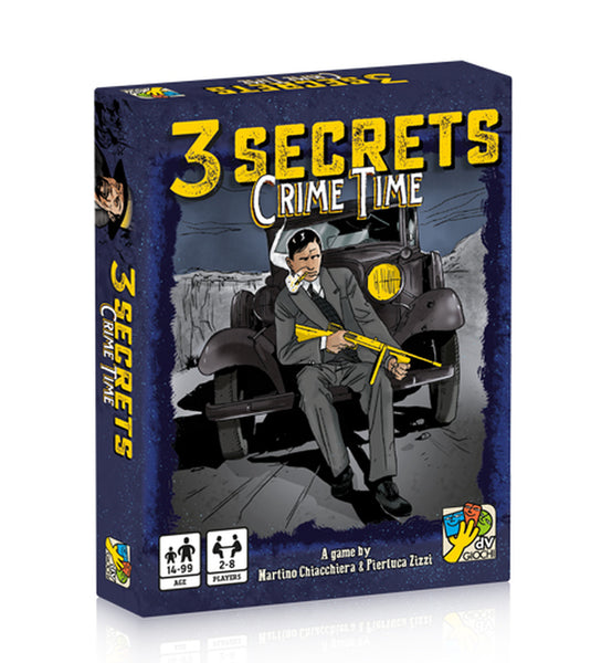 3 Secrets Crime Time