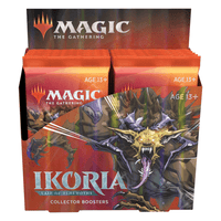 Ikoria: Lair of Behemoths Collector Booster Box (Unopened/Sealed)