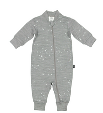 Load image into Gallery viewer, LFOH-REMY ALL-IN-ONE, GREY MARLE STARS- MERINO