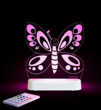 Load image into Gallery viewer, LED NIGHT LIGHT (USB/BATTERY) - BUTTERFLY