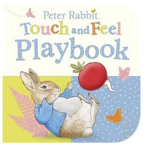 PETER RABBIT-TOUCH AND FEEL PLAY BOOK
