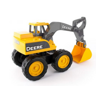 38CM BIG SCOOP EXCAVATOR - YELLOW- JOHN DEERE