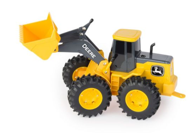 28CM CONSTRUCTION WHEEL LOADER - YELLOW - JOHN DEERE