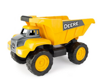 38CM BIG SCOOP DUMP TRUCK- YELLOW- JOHN DEERE