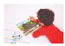 Load image into Gallery viewer, BIG CHUNKY WOODEN JIGSAW PUZZLE - TRAIN