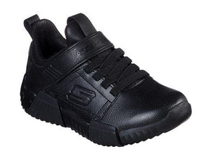 SKECHERS-DURABLOX-BOYS-BLACK
