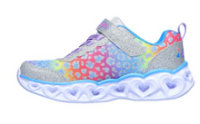 Load image into Gallery viewer, SKECHERS- GIRLS HEART LIGHTS-LOVE MATCH (Click for different sizes)