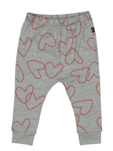 Load image into Gallery viewer, LFOH- MARLOW PJ SET, GREY MARLE LOVER- MERINO