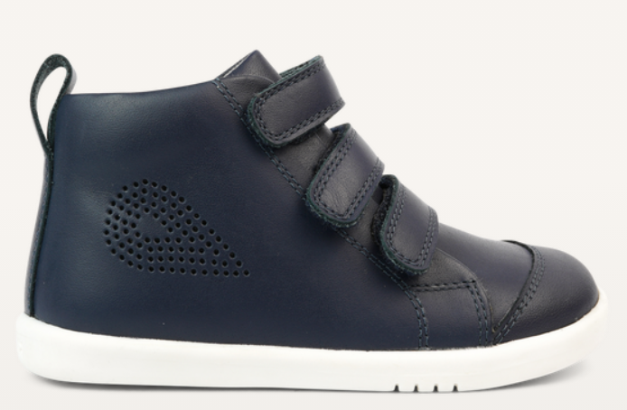 BOBUX HI COURT BOOT - NAVY (Click for different sizes)