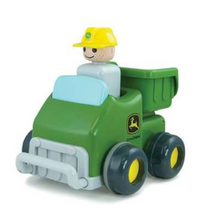 Load image into Gallery viewer, JOHN DEERE PUSH' N GO TRUCK